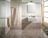Ceramic Tile in varied styles from Carillon Floor Center